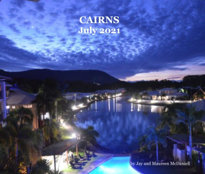 CAIRNS July 2021 book cover