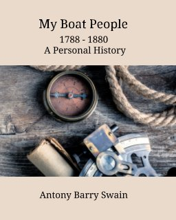 My Boat People book cover