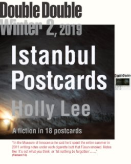 Istanbul Postcards book cover