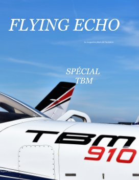 Flying Echo Photo Magazine August 2021 N°74 book cover