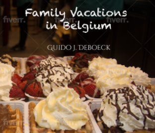 Family Vacations in Belgium book cover