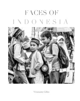 Faces Of Indonesia book cover