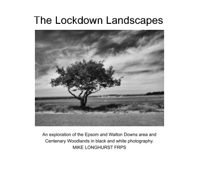 Epsom and Walton Downs - Lockdown Landscapes book cover