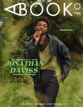 A BOOK OF Jonathan Daviss Cover 1 book cover
