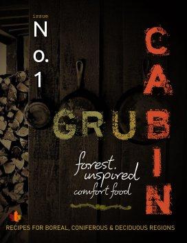 Cabin Grub book cover