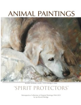 Animal Paintings book cover