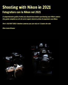 Shooting with Nikon in 2021 book cover