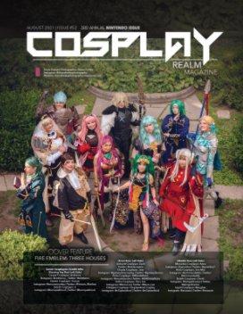 Cosplay Realm Magazine No. 52 book cover