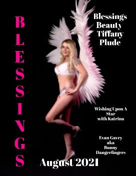Blessings August book cover