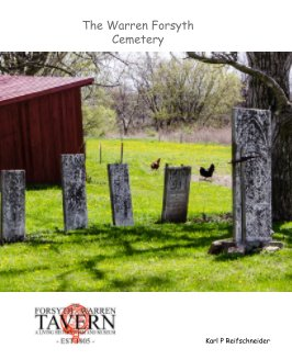 The Warren-Forsyth Cemetery book cover