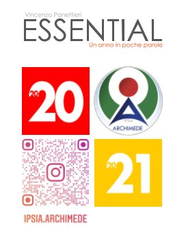 Essential 2020-2021 - covid years book cover