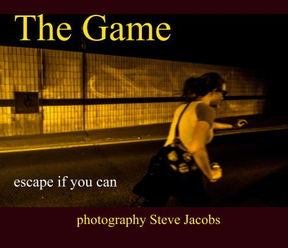 The Game - escape if you can book cover