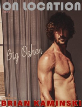Issue 42. Big Oshen - On Location by Brian Kaminski book cover