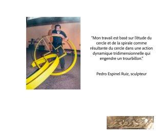 Pedro Espinel Ruiz, Sclupteur book cover
