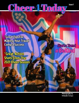 Cheer4TodayIssue1 book cover
