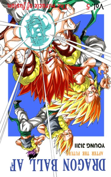 View Dragon Ball AF Volume 5 by Young Jijii