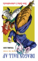 Dragon Ball AF Volume 4 book cover