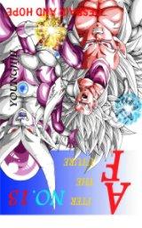 Dragon Ball AF Volume 13 book cover