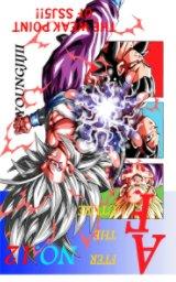 Dragon Ball AF Volume 12 book cover