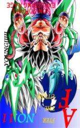 Dragon Ball AF Volume 11 book cover