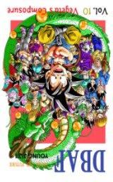 Dragon Ball AF Volume 10 book cover