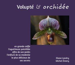 Volupté et orchidée book cover