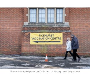 Ticehurst Vaccination Centre book cover