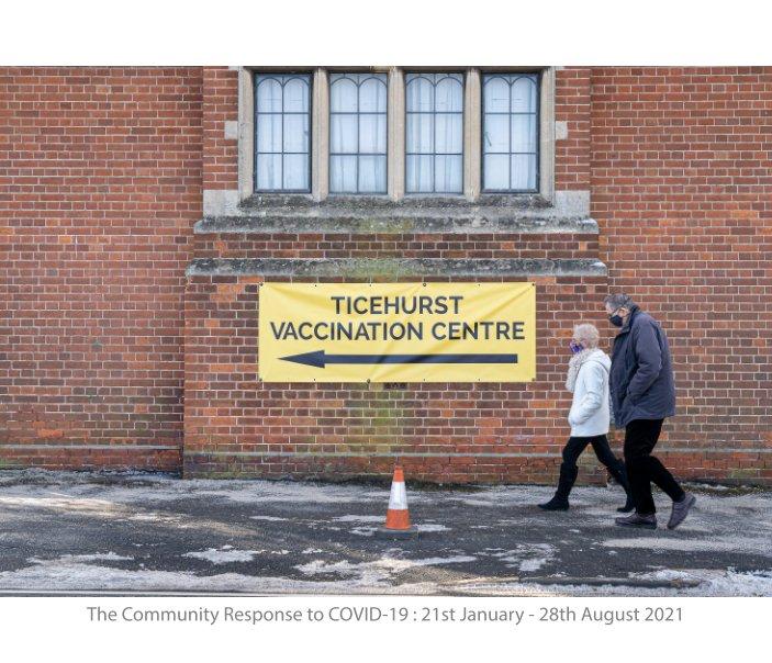 Ver Ticehurst Vaccination Centre por Ann Chown