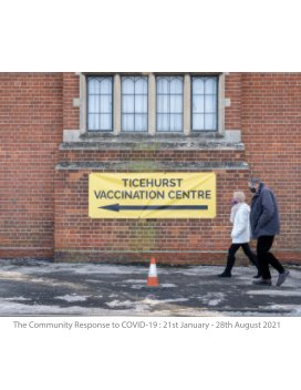 Ticehurst Vaccination Centre Magazine book cover