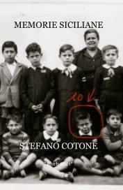 Memorie siciliane book cover