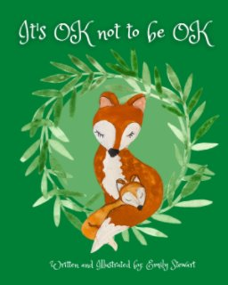 It's Ok not to be OK book cover
