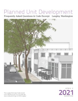 Langley Planned Unit Development book cover