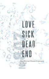 Love Sick Dead End book cover