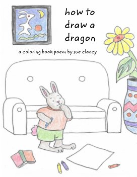 How To Draw A Dragon book cover