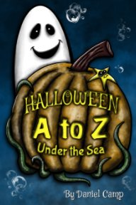 Halloween A to Z book cover