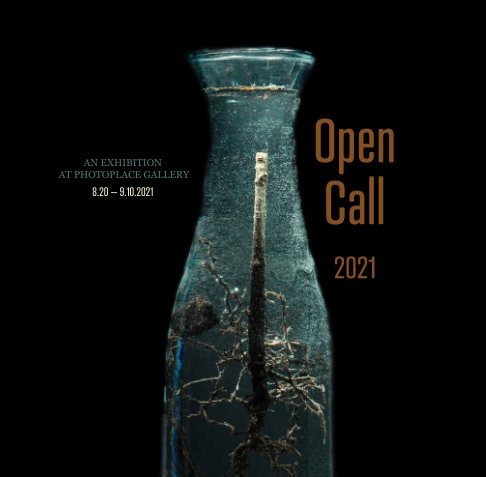 View Open Call 2021, Softcover by PhotoPlace Gallery