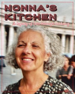 NONNA'S KITCHEN a legacy of love through cooking book cover