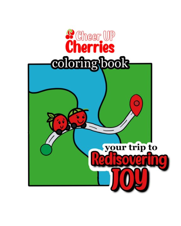 View Your Trip to Rediscovering Joy Coloring Book by Beth McCalmont, Molly Ion