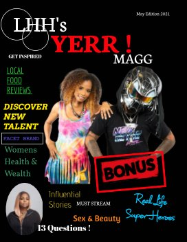 YERR! MAGG March 2021 book cover