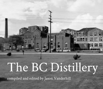 The BC Distillery book cover