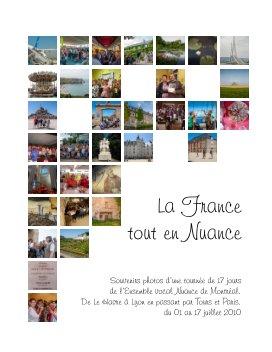 La France tout en Nuance! book cover