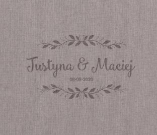 Justyna Maciej book cover