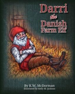 Darri the Danish Farm Elf book cover