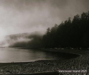 Vancouver Island 2021 book cover