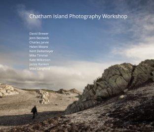 2021 Chatham Island Photgraphy Workshop II book cover
