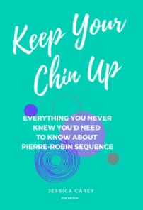 Keep Your Chin Up (2nd Ed, black-n-white print) book cover