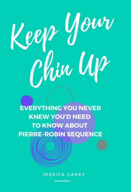 Bekijk Keep Your Chin Up (2nd Ed, full color print) op Jessica Carey