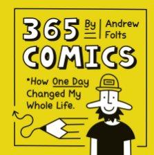 365 Comics book cover