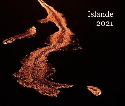 Islande 2021 book cover