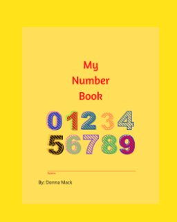 My Number Book book cover